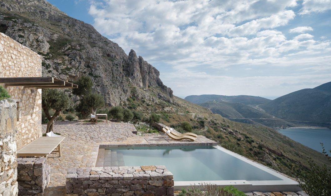 Aυτά είναι τα 10 καλύτερα ερημικά ξενοδοχεία σε όλο τον κόσμο για detox - Ποιο & που είναι το Ελληνικό (φωτο) - Κυρίως Φωτογραφία - Gallery - Video