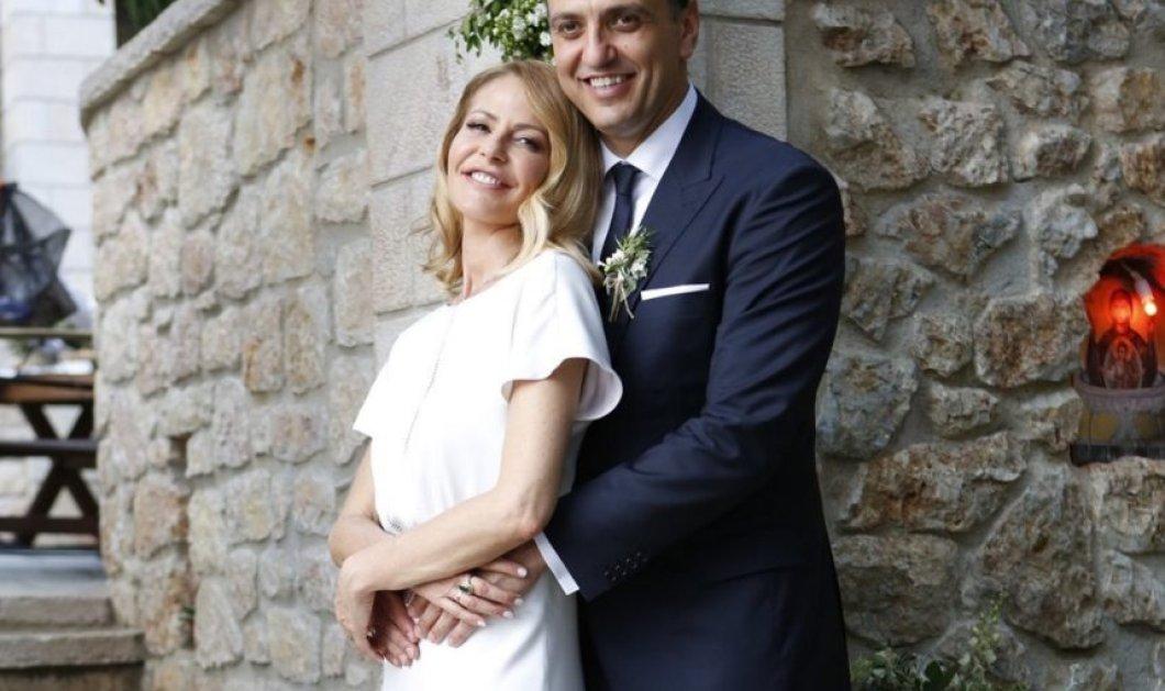 Τζένη Μπαλατσινού: ''My Man'' - To τρυφερό της μήνυμα στον σύζυγό της Β. Κικίλια    για τις εκλογές (φωτό) - Κυρίως Φωτογραφία - Gallery - Video