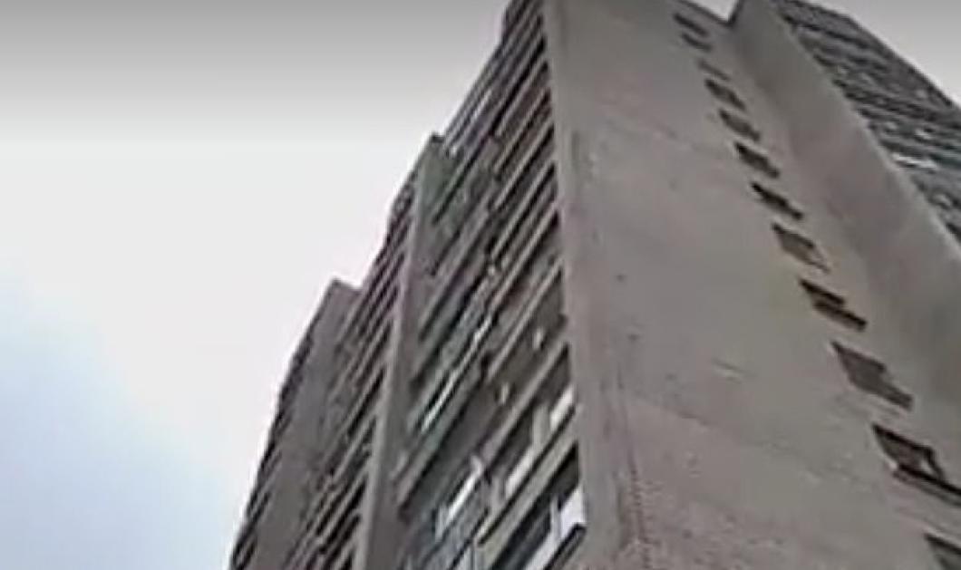 Θανατηφόρο σεξ! Ζευγάρι έπεσε από τον 9ο όροφο: Νεκρή η 30χρονη – Από θαύμα σώθηκε ο νεαρός (φωτό)  - Κυρίως Φωτογραφία - Gallery - Video
