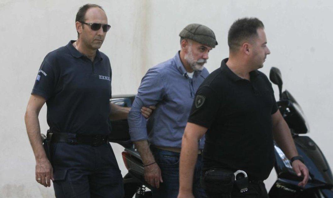 Αποφυλακίστηκε από τις φυλακές Δομοκού ο Κορκονέας - Κυρίως Φωτογραφία - Gallery - Video