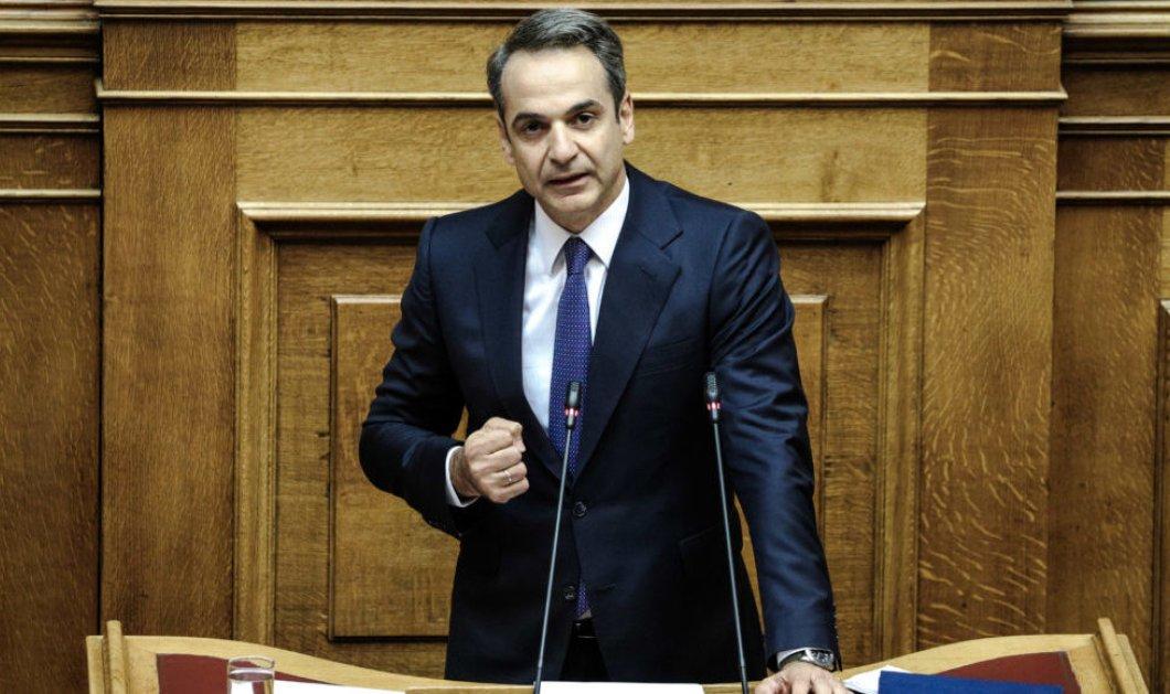 """Κυρ. Μητσότακης: """"Ξεμπλοκάρουν άμεσα 31 εκ. ευρώ για τους πυρόπληκτους & τους εγκαυματίες στο Μάτι"""" (βίντεο) - Κυρίως Φωτογραφία - Gallery - Video"""