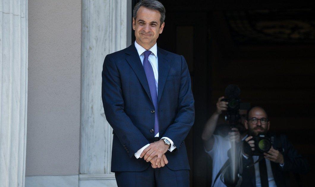 Αλέξης Παπαχελάς: Θα πάμε καλά αν η νέα κυβέρνηση φανεί αποφασιστική & γενναία  - Κυρίως Φωτογραφία - Gallery - Video