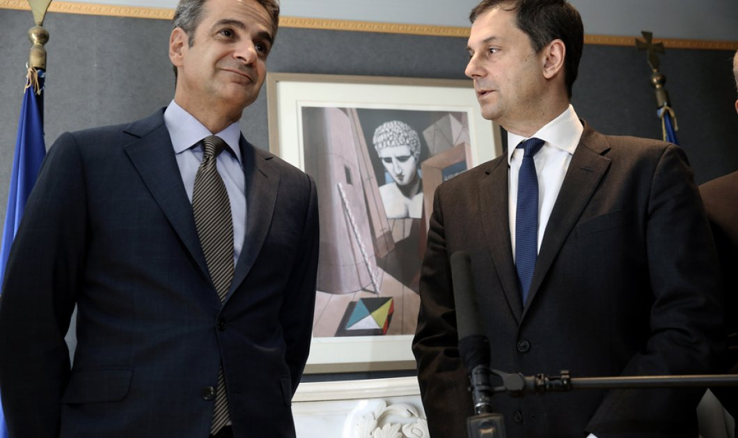 """Μητσοτάκης - Λάτσης: """"Έτοιμοι για να αρθούν όλα τα εμπόδια για το Ελληνικό""""  - Κυρίως Φωτογραφία - Gallery - Video"""