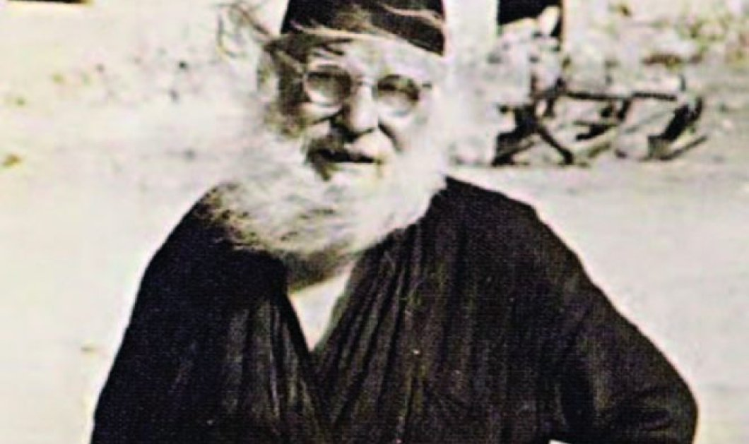 Βίντεο: Χρύσανθος Κουτσουλογιαννάκης -  ο παπάς της Σπιναλόγκα που κοινωνούσε τους λεπρούς - κατάλυε τη θεία κοινωνία χωρίς να κολλήσει  - Κυρίως Φωτογραφία - Gallery - Video