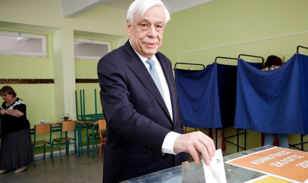 Βουλευτικές εκλογές 2019: Που θα ψηφίσουν οι πολιτικοί αρχηγοί & ο Πρόεδρος της Δημοκρατίας  - Κυρίως Φωτογραφία - Gallery - Video