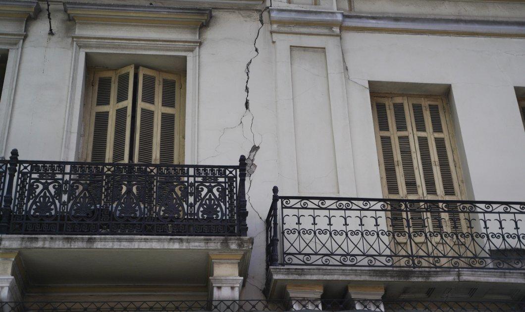 Σεισμός Αθήνα: 49 μετασεισμοί μετά τα 5,1 ρίχτερ– Ομαλή η σεισμική δραστηριότητα σύμφωνα με τους σεισμολόγους (φωτό) - Κυρίως Φωτογραφία - Gallery - Video