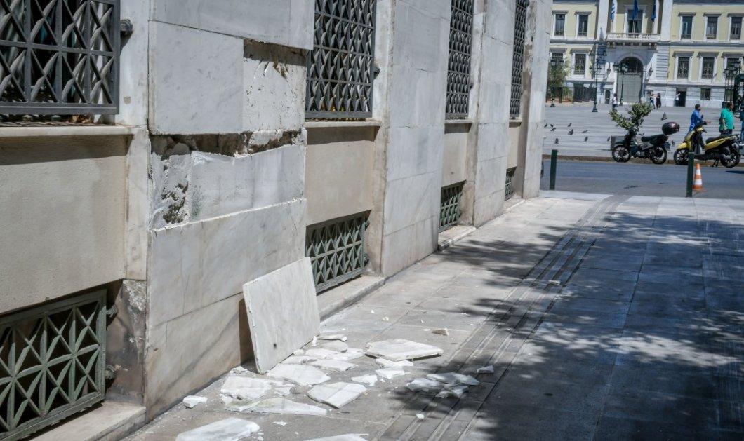Ευθύμιος Λέκκας : Ομαλά εξελίσσεται η σεισμική δραστηριότητα & υπάρχει εκτόνωση του φαινομένου - 49 μετασεισμοί - Κυρίως Φωτογραφία - Gallery - Video