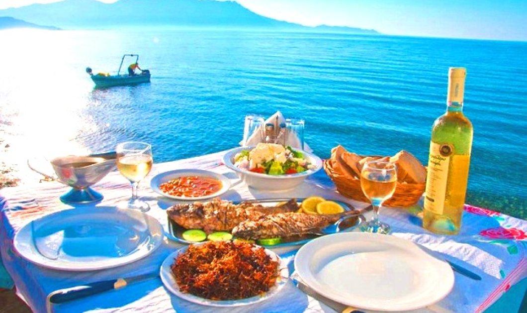 Πώς να μην πάρετε κιλά στις διακοπές – Συμβουλές για σωστή διατροφή! - Κυρίως Φωτογραφία - Gallery - Video