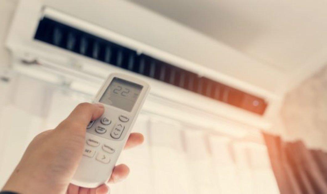 Σπύρος Σούλης: Κάνοντας αυτό το πολύ απλό πράγμα θα καίει το κλιματιστικό κατά 40% λιγότερο! - Κυρίως Φωτογραφία - Gallery - Video