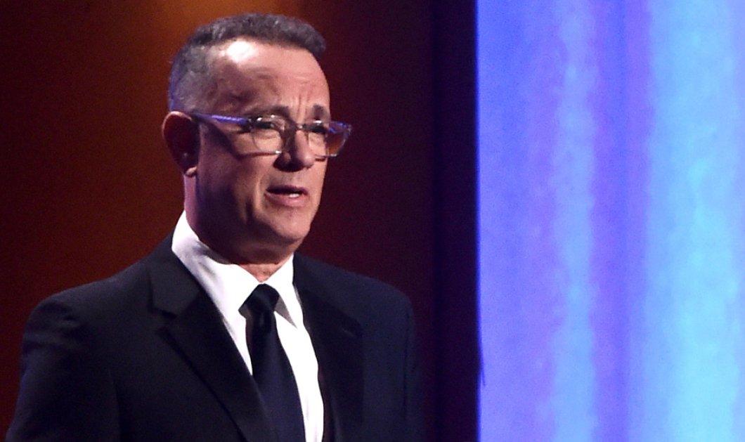 Ο Tom Hanks γιορτάζει τα 63 του στην Αντίπαρο – Η εκπληκτική βουτιά από το σκάφος (βίντεο) - Κυρίως Φωτογραφία - Gallery - Video