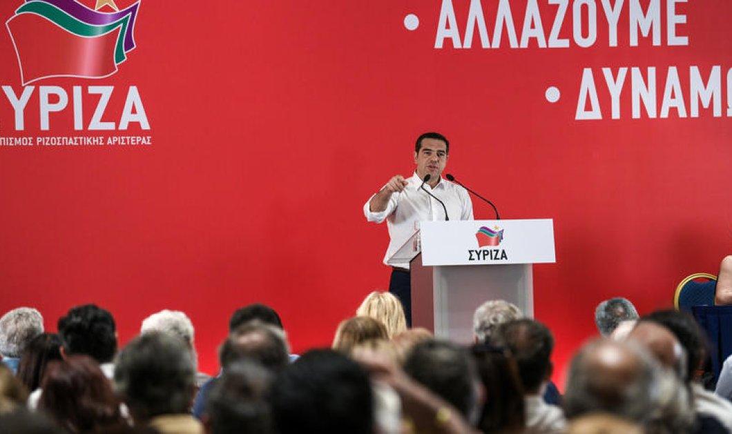 Βασίλης Σκουρής: Με αυτές τις τρεις άμεσες κινήσεις ο Αλέξης Τσίπρας επανιδρύει τον ΣΥΡΙΖΑ - Κυρίως Φωτογραφία - Gallery - Video