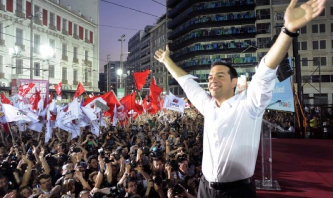 LIVE η προεκλογική ομιλία του Αλέξη Τσίπρα στο Σύνταγμα - Κυρίως Φωτογραφία - Gallery - Video