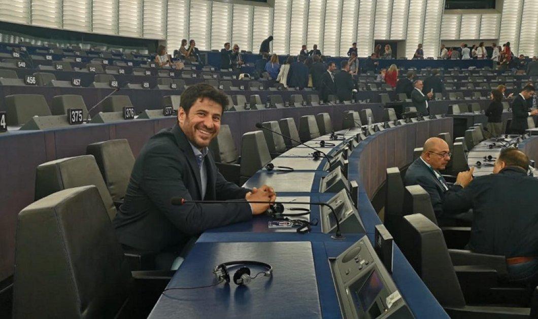 Αλέξης Γεωργούλης: Ο ρόλος του στο Ευρωκοινοβούλιο - Στην επιτροπή πολιτισμού & παιδείας (φώτο) - Κυρίως Φωτογραφία - Gallery - Video