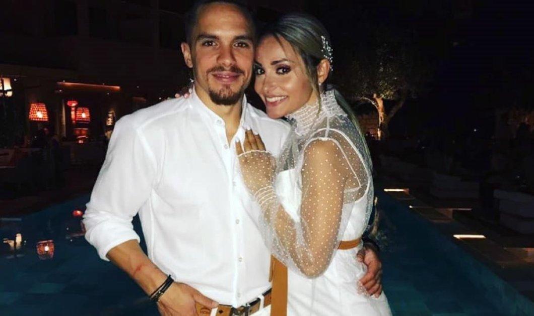 Πετρούνιας  - Μιλλούση: Παντρεύτηκαν κρυφά & το ανακοίνωσαν μέσω Instagram (φωτό) - Κυρίως Φωτογραφία - Gallery - Video