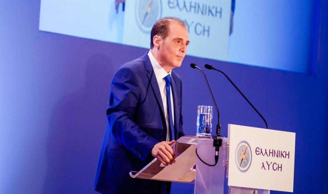 Στον εισαγγελέα ο υποψήφιος βουλευτής της Ελληνικής Λύσης, Θανάσης Νασίκας - Tον μήνυσε ο Βελόπουλος (φωτό) - Κυρίως Φωτογραφία - Gallery - Video