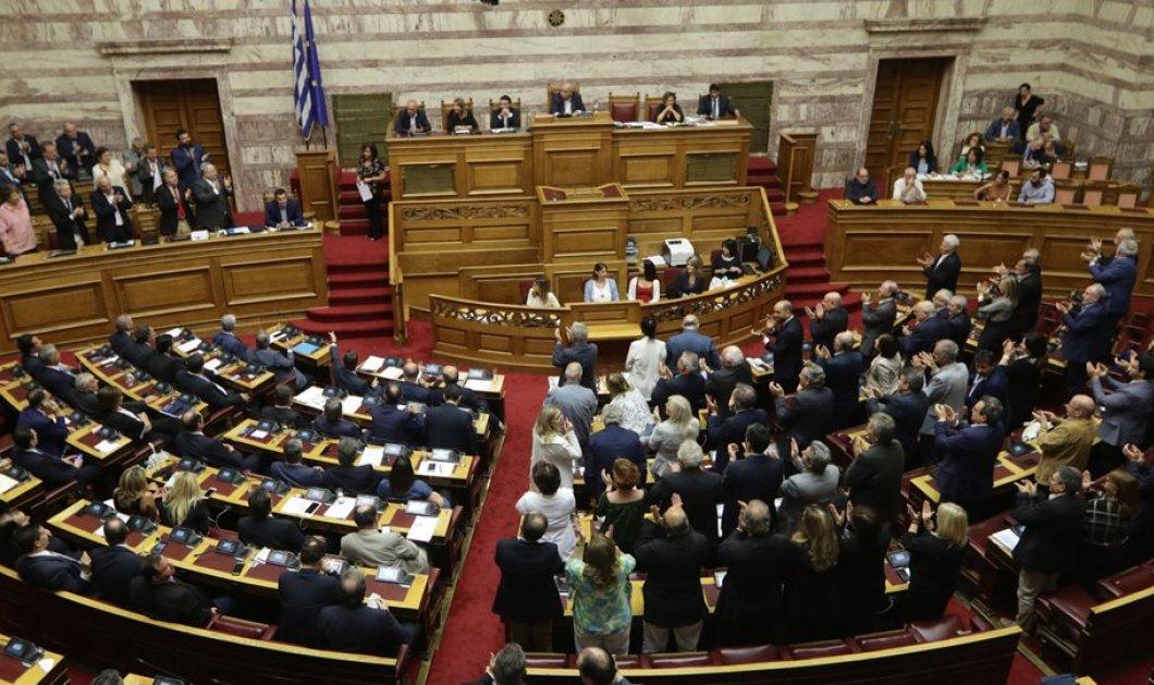 Ψηφίζεται σήμερα στην Ολομέλεια της Βουλής το φορολογικό νομοσχέδιο – Τι περιλαμβάνει - Κυρίως Φωτογραφία - Gallery - Video
