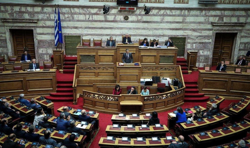 """Στη Βουλή σήμερα το """"μίνι"""" φορολογικό νομοσχέδιο - Μείωση του ΕΝΦΙΑ - Βελτιώσεις στις 120 δόσεις - Κυρίως Φωτογραφία - Gallery - Video"""