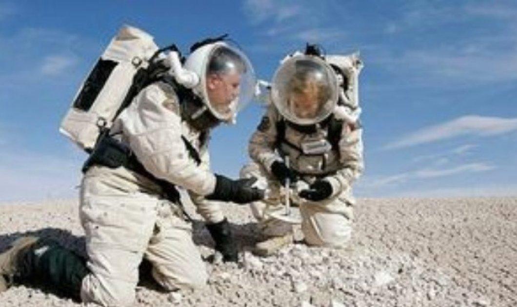 Γιατροί στο διάστημα - Εκπαιδεύονται στην έρημο της Γιούτα για να αντιμετωπίζουν ιατρικά περιστατικά στον Άρη (βίντεο)  - Κυρίως Φωτογραφία - Gallery - Video