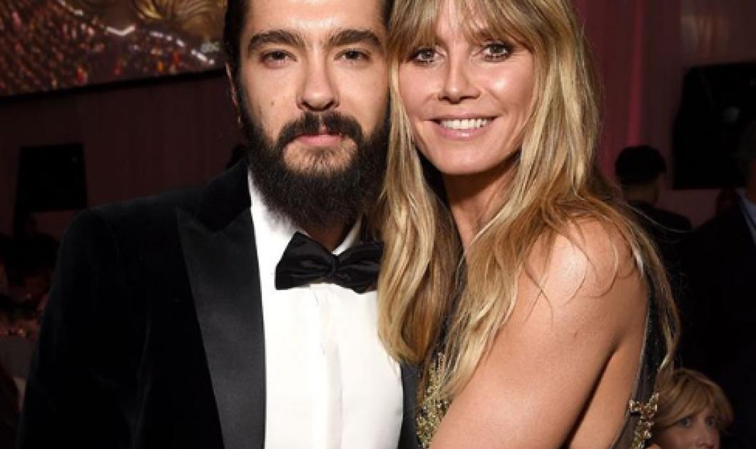 Η 46χρονη Heidi Klum, μητέρα 4 παιδιών παντρεύτηκε τον 29χρονο Tom Kaulitz  - Ο μυστικός & ο λαμπερός γάμος  - Κυρίως Φωτογραφία - Gallery - Video