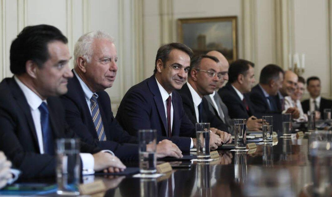 Χωρίς κάμερες ολοκληρώθηκε το πρώτο Υπουργικό Συμβούλιο στο Μαξίμου - Τι αποφασίστηκε  (φώτο-βίντεο) - Κυρίως Φωτογραφία - Gallery - Video