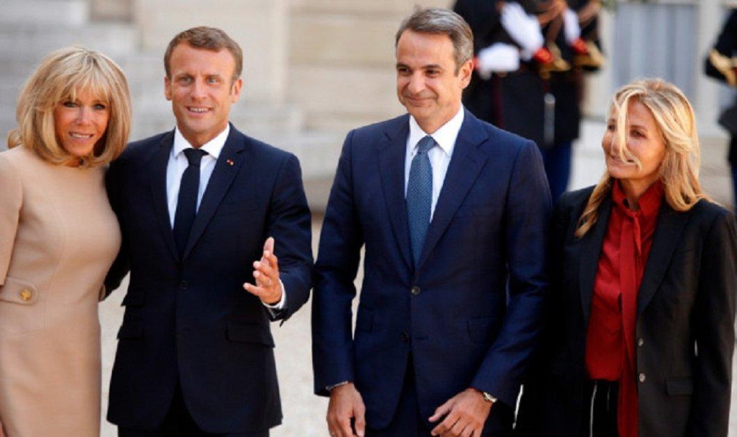 Live: Ξεκίνησε η συνάντηση Μητσοτάκη - Μακρόν - Οι πρώτες δηλώσεις - Ηχηρό μήνυμα του Γάλλου Προέδρου στην Τουρκία (βίντεο) - Κυρίως Φωτογραφία - Gallery - Video