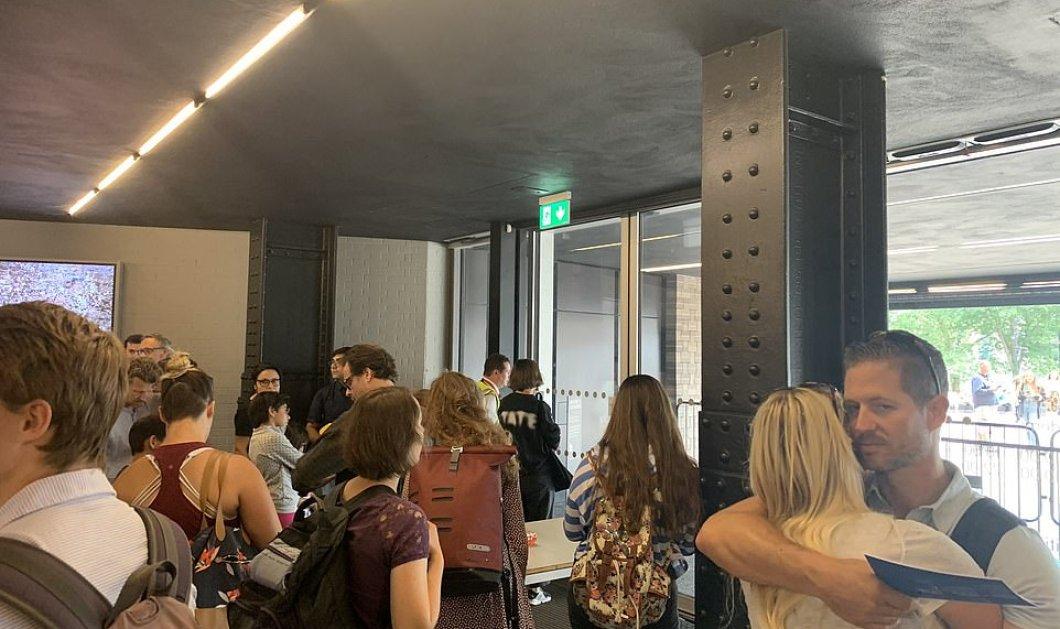 Σχιζοφρενής & μαζί ιδιοφυΐα ο 17χρονος που έριξε από το 10ο όροφο της Tate Modern τον 6χρονο Γάλλο - Σε κρίσιμη κατάσταση το παιδί (φώτο-βίντεο) - Κυρίως Φωτογραφία - Gallery - Video