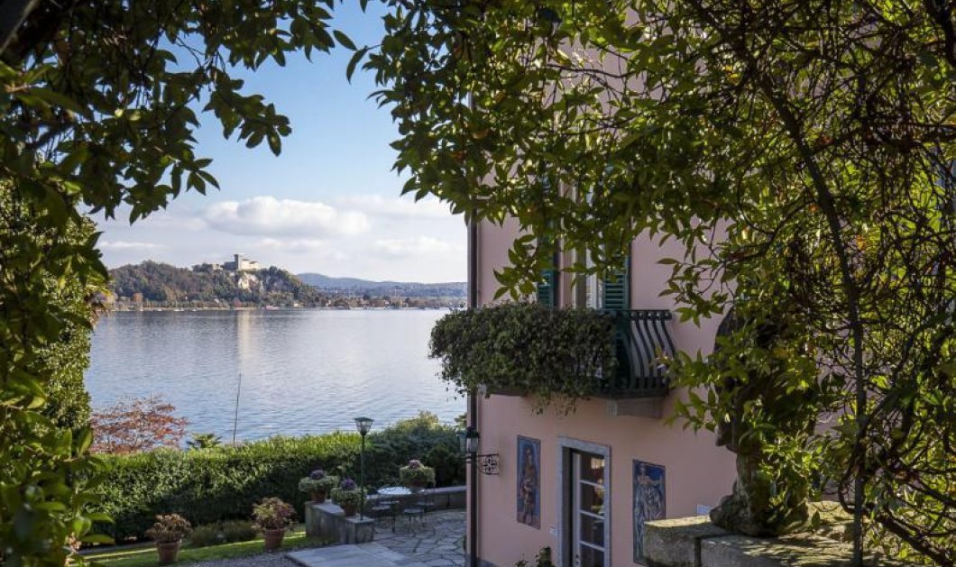 """Villa Mondadori"": Αυτή είναι η υπέροχη βίλα 1400 τ.μ που αγόρασε η Ντονατέλα Βερσάτσε - Εκεί έμεινε ο Ουόλτ Ντίσνεϊ μαζί με άλλους διάσημους  (φώτο) - Κυρίως Φωτογραφία - Gallery - Video"