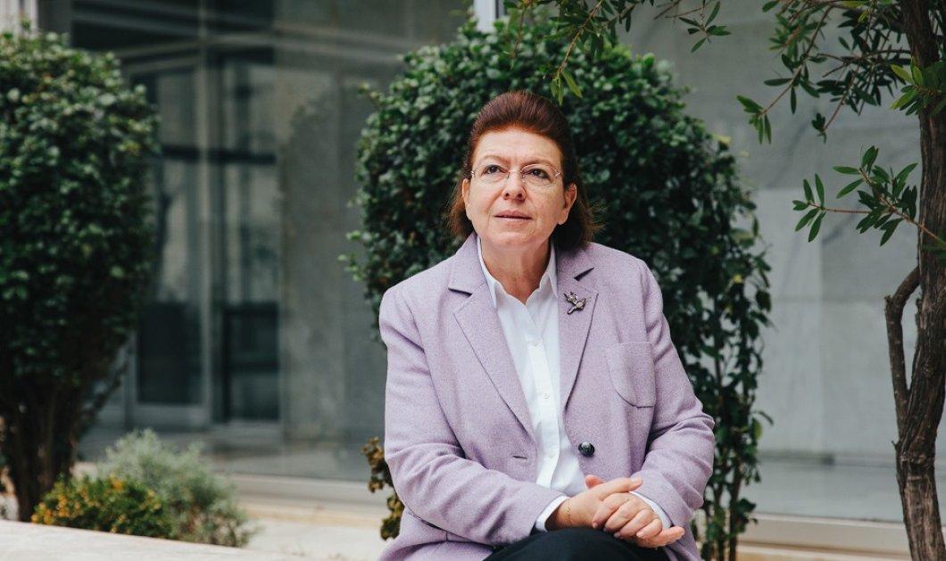 Μενδώνη: «Η απόφαση του ΚΑΣ για το Ελληνικό αποδεικνύει ότι η Ελλάδα γύρισε σελίδα» - Κυρίως Φωτογραφία - Gallery - Video