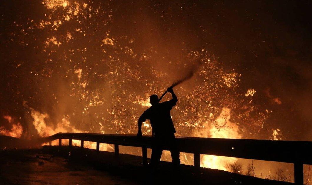 Πολύ υψηλός κίνδυνος πυρκαγιάς: Σε επιφυλακή οι αρχές - Κυρίως Φωτογραφία - Gallery - Video