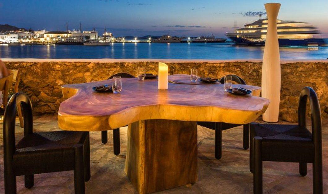 KIKU Mykonos: Ο τέλειος συνδυασμός πολυτέλειας, ελληνικής φιλοξενίας & ιαπωνικής γαστρονομικής τέχνης στο εστιατόριο της Μυκόνου - Κυρίως Φωτογραφία - Gallery - Video