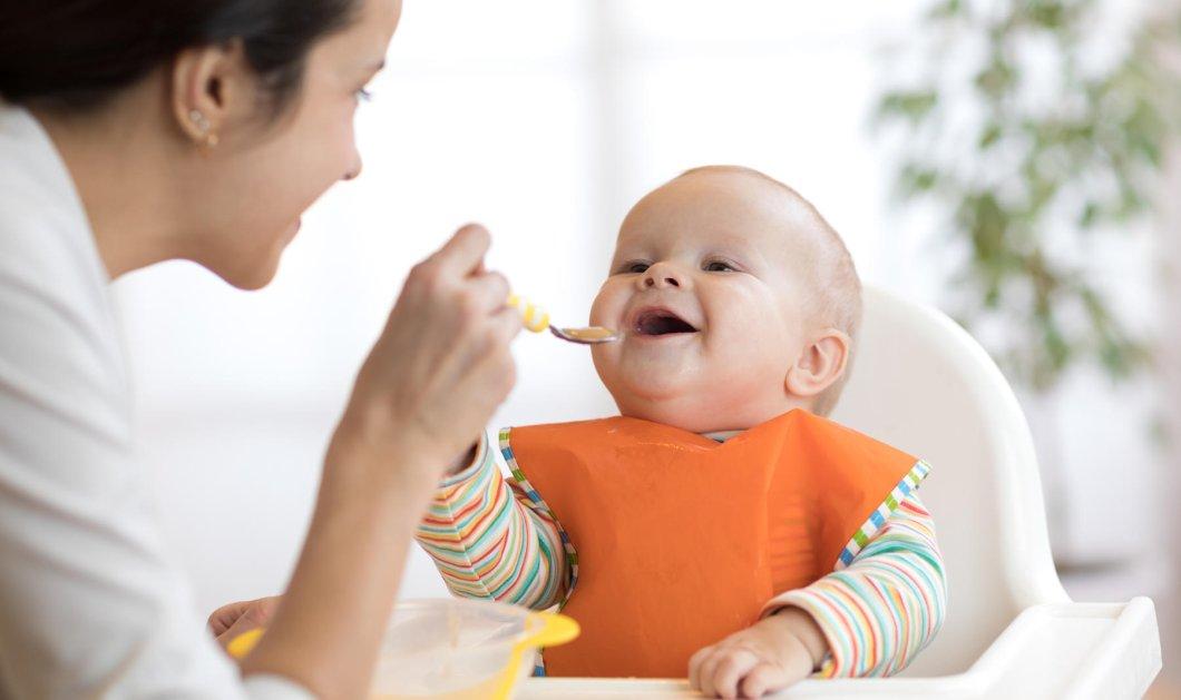 Αυτά είναι τα κατάλληλα τρόφιμα για ένα μωρό ενός έτους (βίντεο) - Κυρίως Φωτογραφία - Gallery - Video