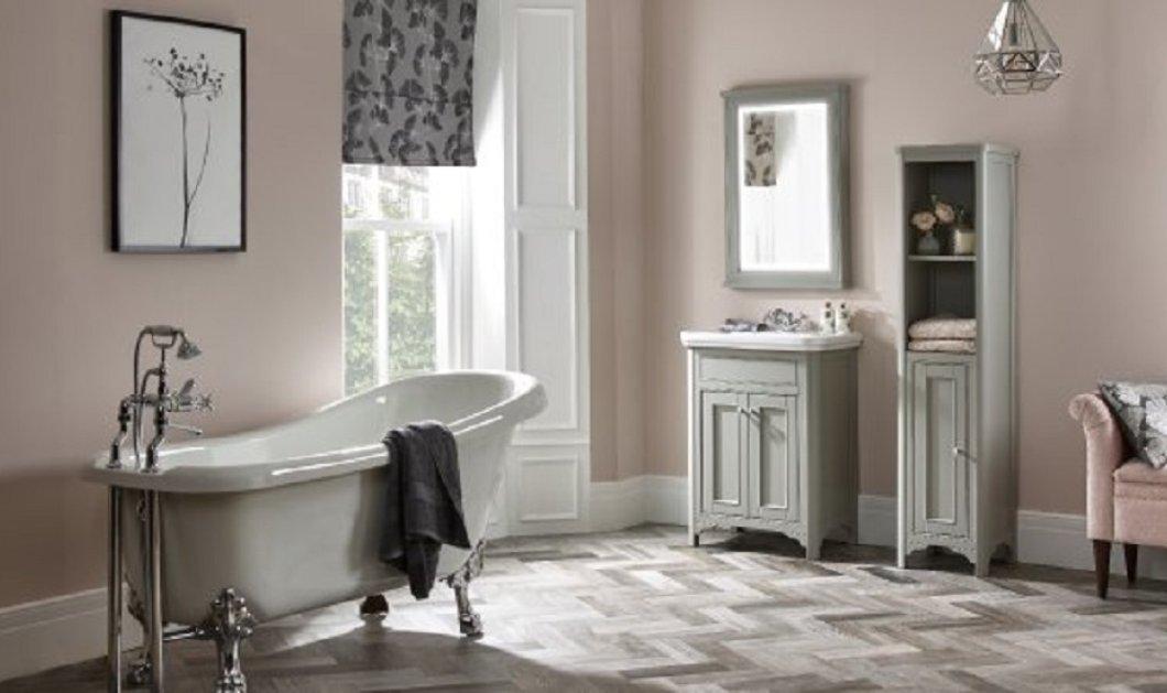 Σπύρος Σούλης: Υπέροχες ιδέες για να γίνει το μπάνιο ο πιο πολυτελής & στιλάτος χώρος του σπιτιού (φώτο) - Κυρίως Φωτογραφία - Gallery - Video