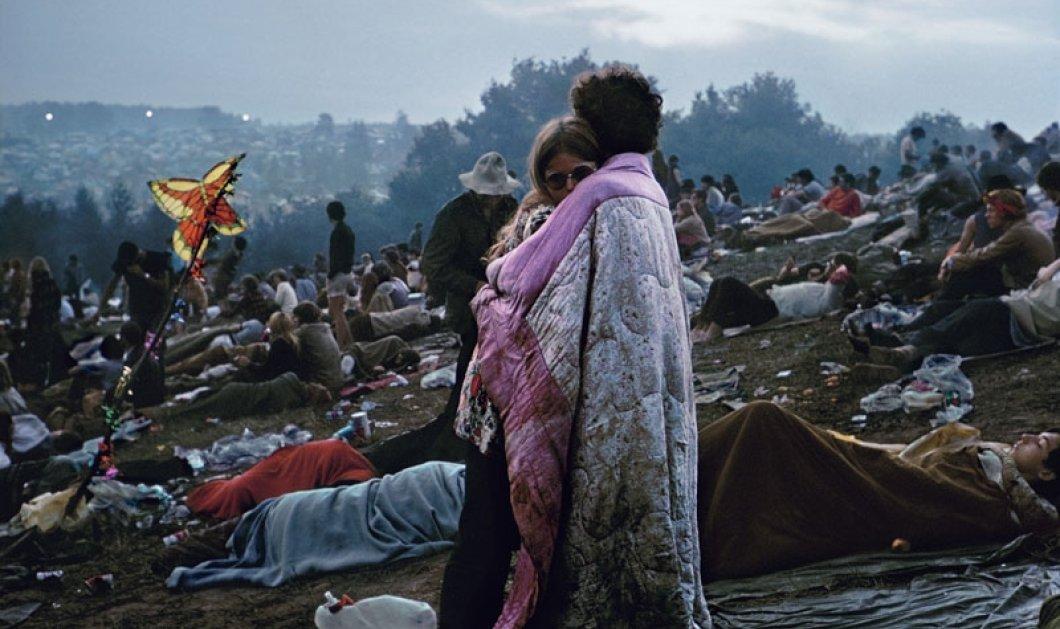 """Νικ & Μπόμπι: 50 χρόνια μετά το Woodstock το ζευγάρι """"εξώφυλλο"""" στο άλμπουμ του φεστιβάλ είναι ακόμα ερωτευμένο (φώτο) - Κυρίως Φωτογραφία - Gallery - Video"""