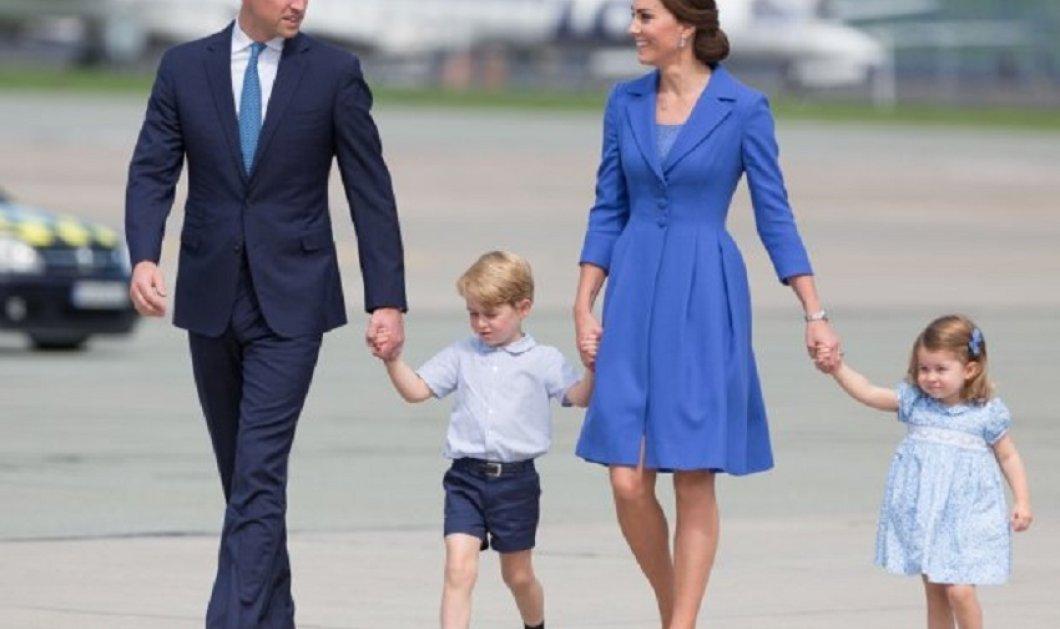 Η Κέιτ Μίντλετον & ο πρίγκιπας Γουίλιαμ πάνε διακοπές με φθηνό εισιτήριο - Η σύγκριση με τα ιδιωτικά τζετ & τις χλιδάτες διακοπές της Μέγκαν (φώτο-βίντεο) - Κυρίως Φωτογραφία - Gallery - Video