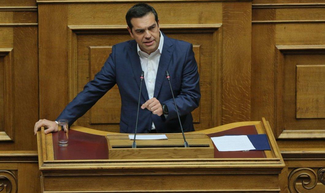 """Αλέξης Τσίπρας: """"Το κράτος δεν είναι φέουδο - Εδώ θα δίνετε λογαριασμό"""" (βίντεο) - Κυρίως Φωτογραφία - Gallery - Video"""