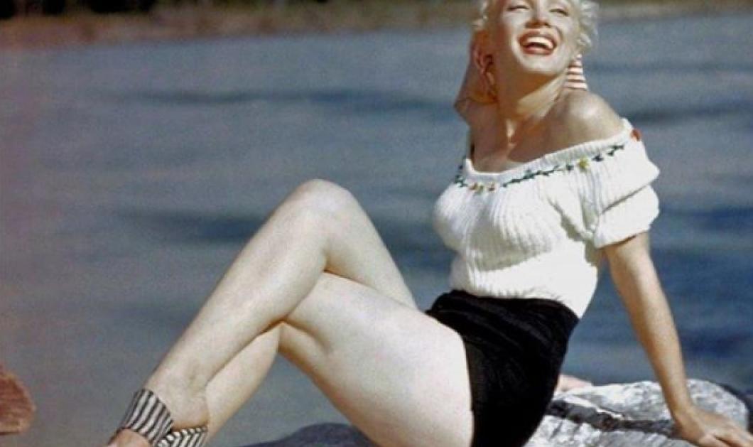H Marilyn Monroe στο… ναυτικό! Vintage beauty pics της αξέχαστης κούκλας του Hollywood με ναυτάκια - Κυρίως Φωτογραφία - Gallery - Video