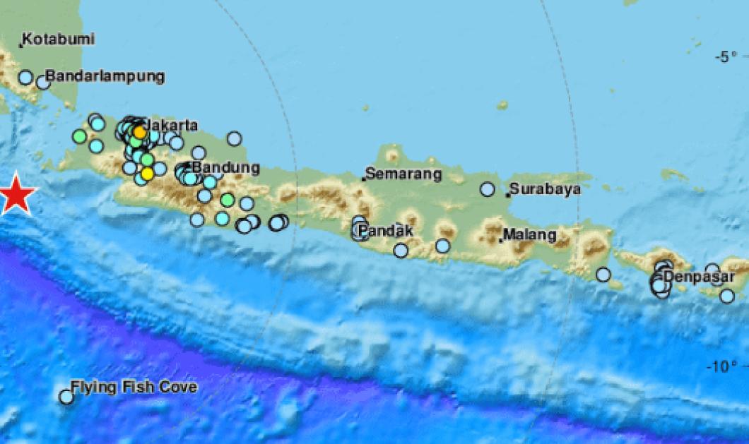 Σεισμός 7 Ρίχτερ στην Ινδονησία - Eκδόθηκε προειδοποίηση για τσουνάμι - Κυρίως Φωτογραφία - Gallery - Video