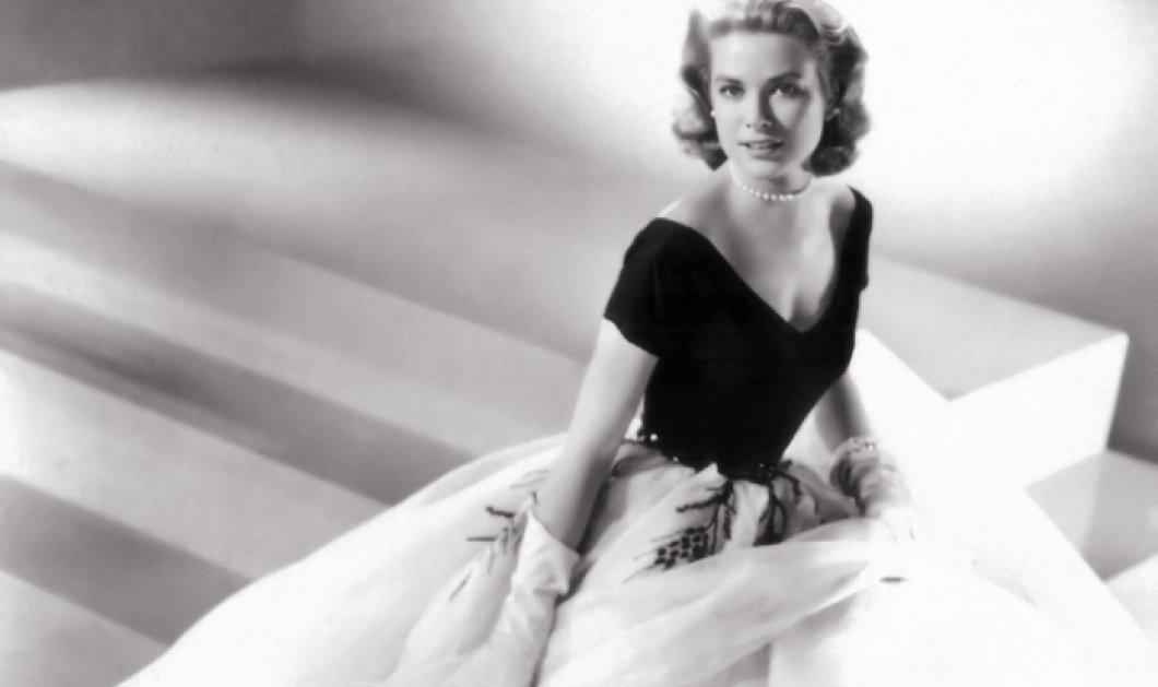 Vintage Beauty Pic: Η εντυπωσιακή έξωμη τουαλέτα της Grace Kelly τόσο στη μόδα & σήμερα (φώτο) - Κυρίως Φωτογραφία - Gallery - Video