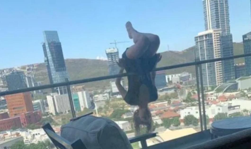Φοιτήτρια από το Μεξικό έκανε γιόγκα και έπεσε από τον 6ο όροφο - Έσπασε συνολικά 110 κόκαλα (φωτό)  - Κυρίως Φωτογραφία - Gallery - Video