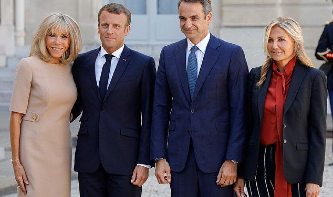 Πόλεμος έχει ξεσπάσει στο διαδίκτυο με την εμφάνιση της Μαρέβα Μητσοτάκη στο Παρίσι - Τα σχόλια και τα reposts Β. Ζούλια - Γκαγκάκη - Κυρίως Φωτογραφία - Gallery - Video