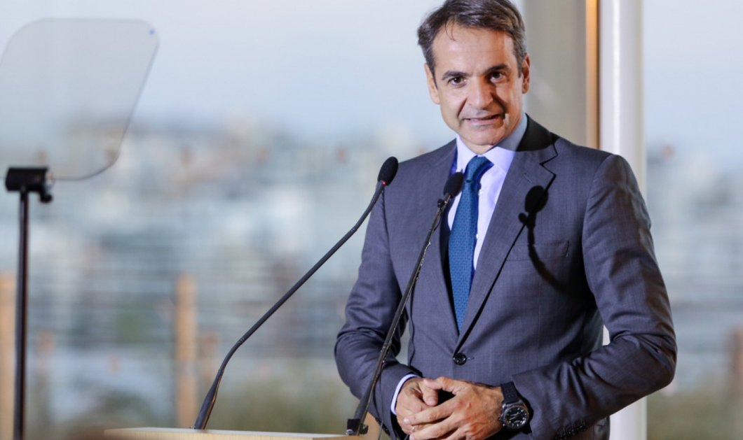 Κυρ. Μητσοτάκη στη «Le Figaro»: Θέλω να συνεργαστώ με τον πρόεδρο Μακρόν για κοινούς στόχους - Κυρίως Φωτογραφία - Gallery - Video