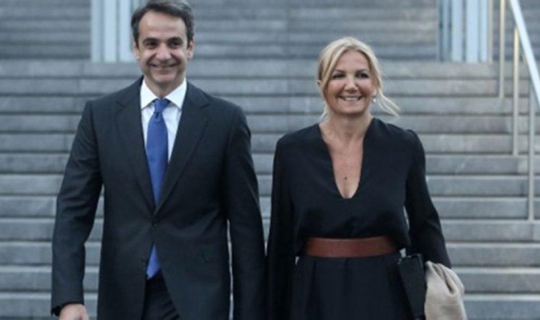Στο Παρίσι αύριο ο Κυριάκος & η  Μαρέβα Μητσοτάκη - Η ατζέντα των συζητήσεων με Μακρόν- Οι στόχοι & το πρόγραμμα του πρωθυπουργού  - Κυρίως Φωτογραφία - Gallery - Video