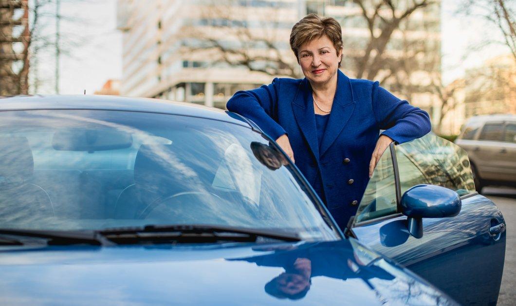 Τρίτωσε το καλό! - Η Βουλγάρα Κρισταλίνα Γκεοργκίεβα η νέα διευθύντρια του ΔΝΤ - Ποια είναι η νέα Topwoman (φώτο -βίντεο) - Κυρίως Φωτογραφία - Gallery - Video