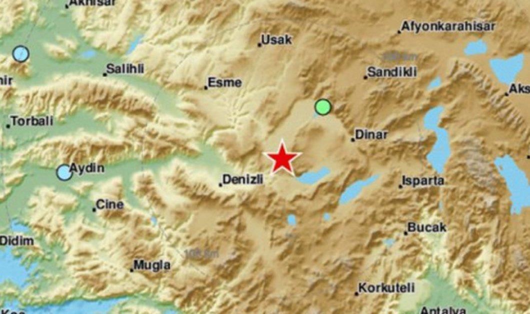 Ισχυρός σεισμός 6 Ρίχτερ στην Τουρκία – Πληροφορίες για εγκλωβισμένους & κατάρρευση κτιρίων (βίντεο) - Κυρίως Φωτογραφία - Gallery - Video