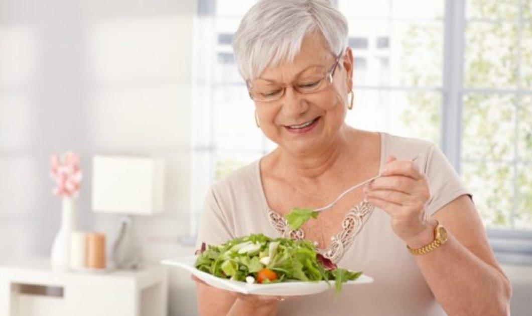 Πολύτιμο άρθρο:  Οι άνθρωποι που ζουν μέχρι τα 100 ακολουθούν αυτόν τον τρόπο ζωής! - Κυρίως Φωτογραφία - Gallery - Video