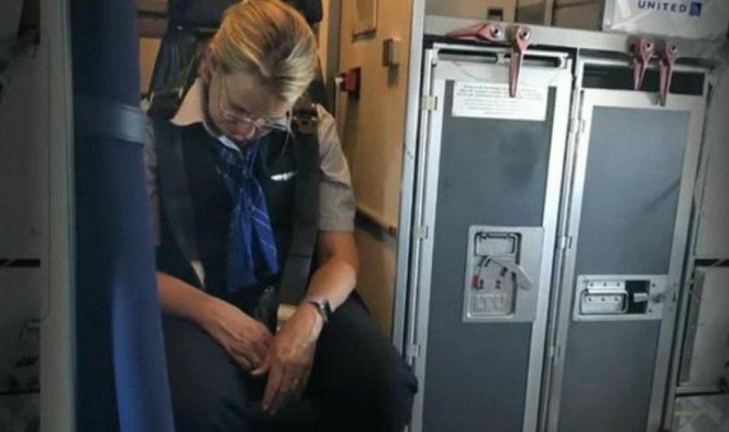 Μεθυσμένη ήταν η αεροσυνοδός μέσα στο αεροπλάνο - ''Ναι, είχα πιει 2 σφηνάκια βότκας - Κυρίως Φωτογραφία - Gallery - Video