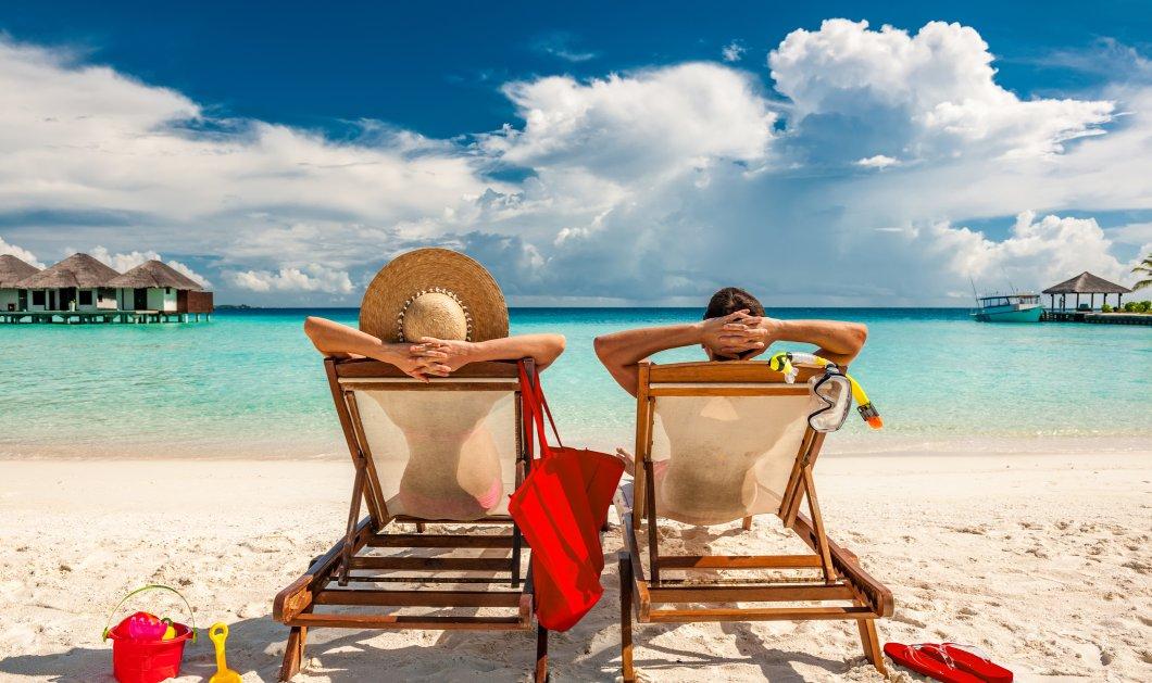 Δεν έχουν λεφτά για διακοπές οι μισοί Έλληνες – Τι λέει η έρευνα της Eurostat - Κυρίως Φωτογραφία - Gallery - Video