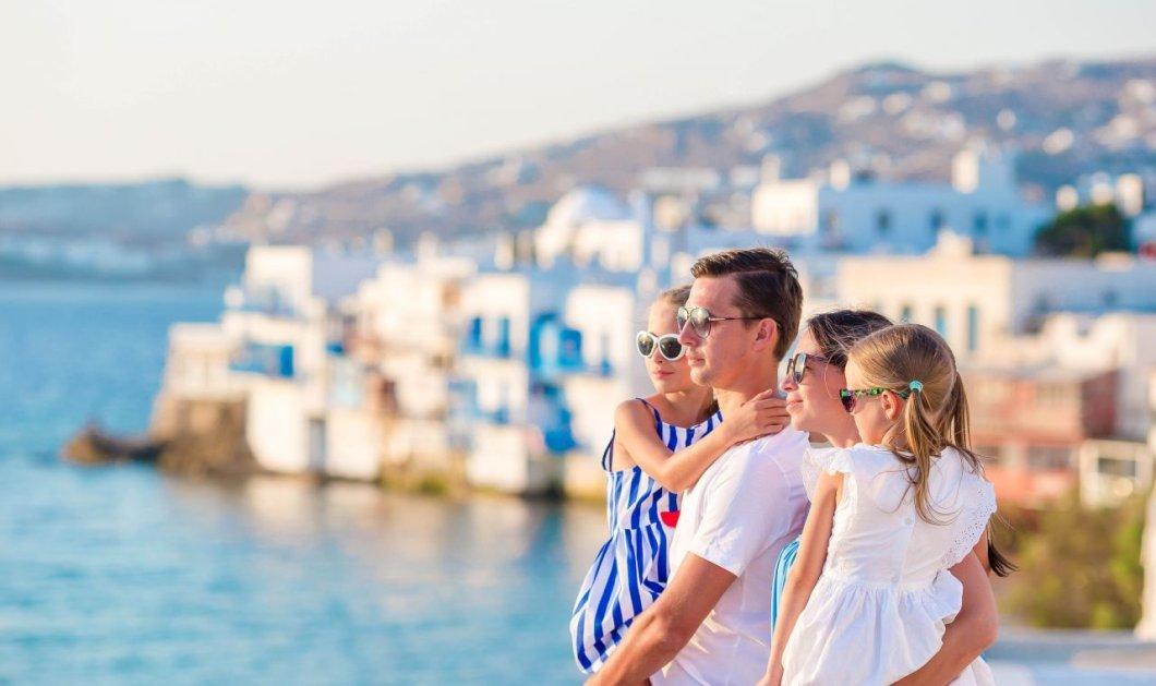 Οι Έλληνες προτιμούν για ξενοδοχείο το  εξοχικό του φίλου τους - Ποια στοιχεία δίνει η ΕΛΣΤΑΤ  - Κυρίως Φωτογραφία - Gallery - Video