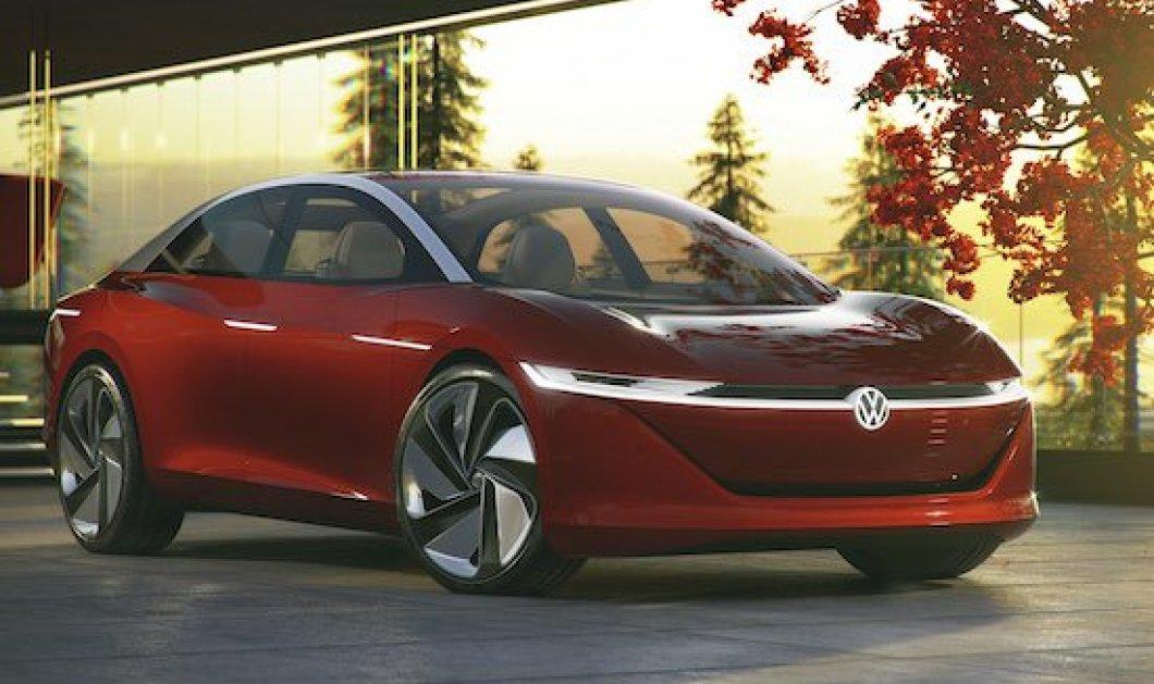 "H Volkswagen με το πρώτο της ηλεκτρικό αυτοκίνητο ''του λαού"" θέλει να γεμίσει τους δρόμους (ΦΩΤΌ) - Κυρίως Φωτογραφία - Gallery - Video"