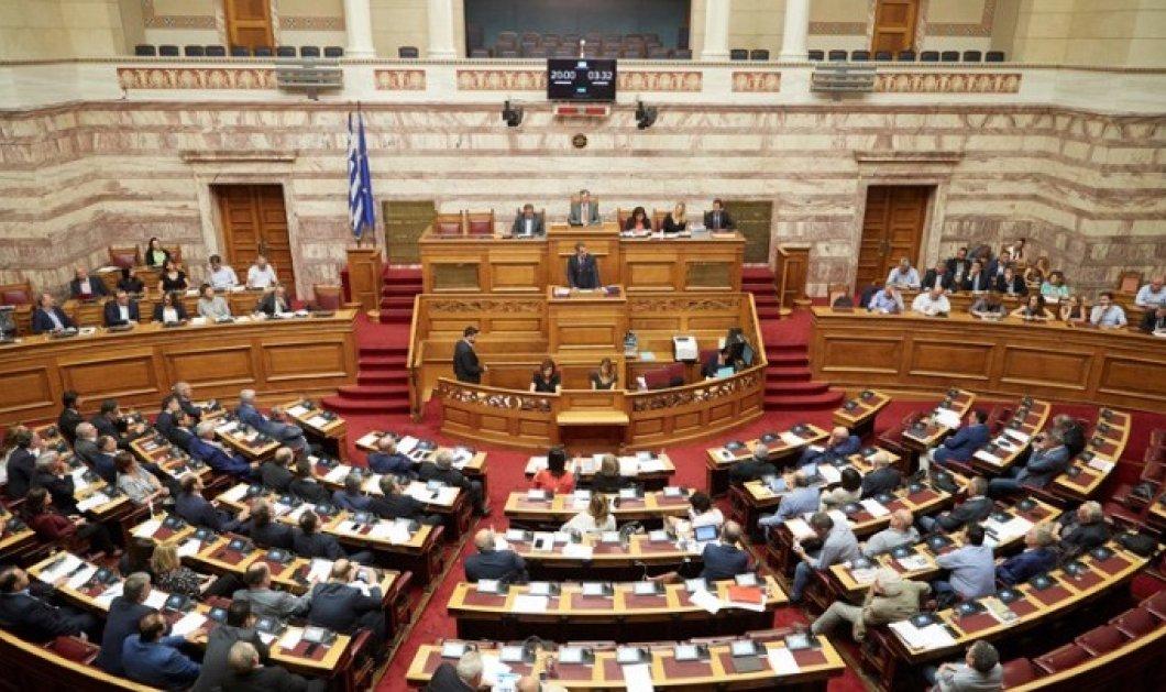 LIVE η ψηφοφορια σήμερα για το διυπουργικό νομοσχέδιο – Κόντρα για το άσυλο - Κυρίως Φωτογραφία - Gallery - Video